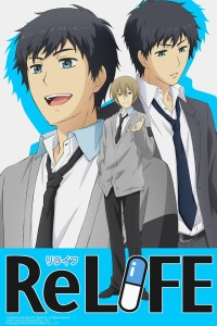 divers anime relife